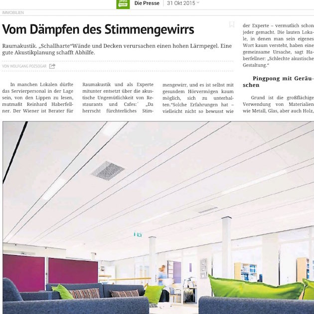 PRESSE IMMOBILIEN