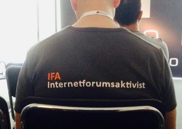 Internet Forum Aktivist