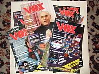 Vox Magazin für Musik, HiFi und Video