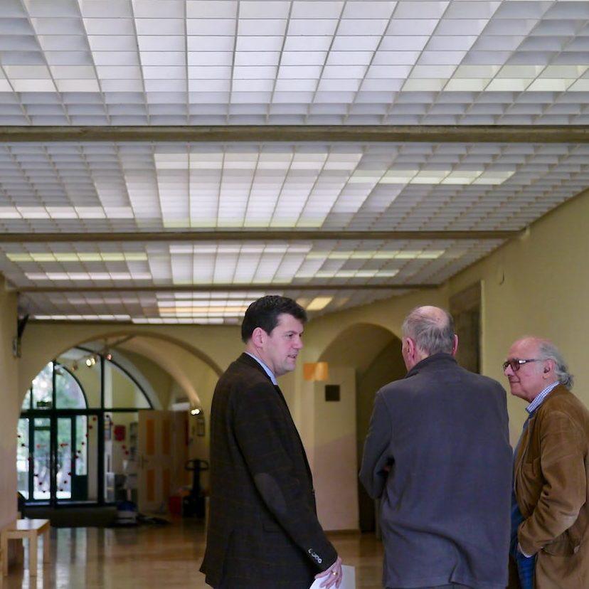Eingangshalle StaChristiana