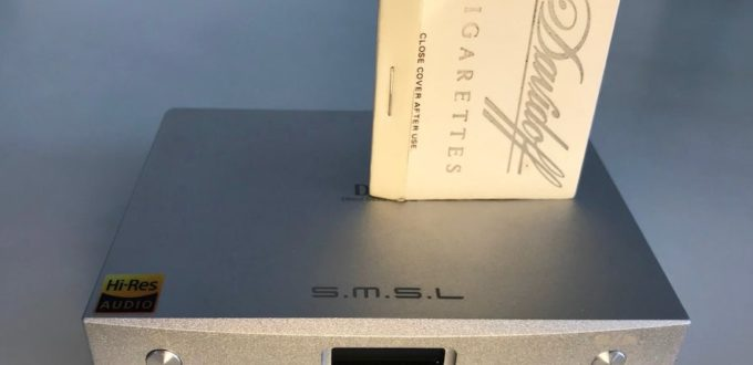 Digital Analog Wandler SMSL M8A