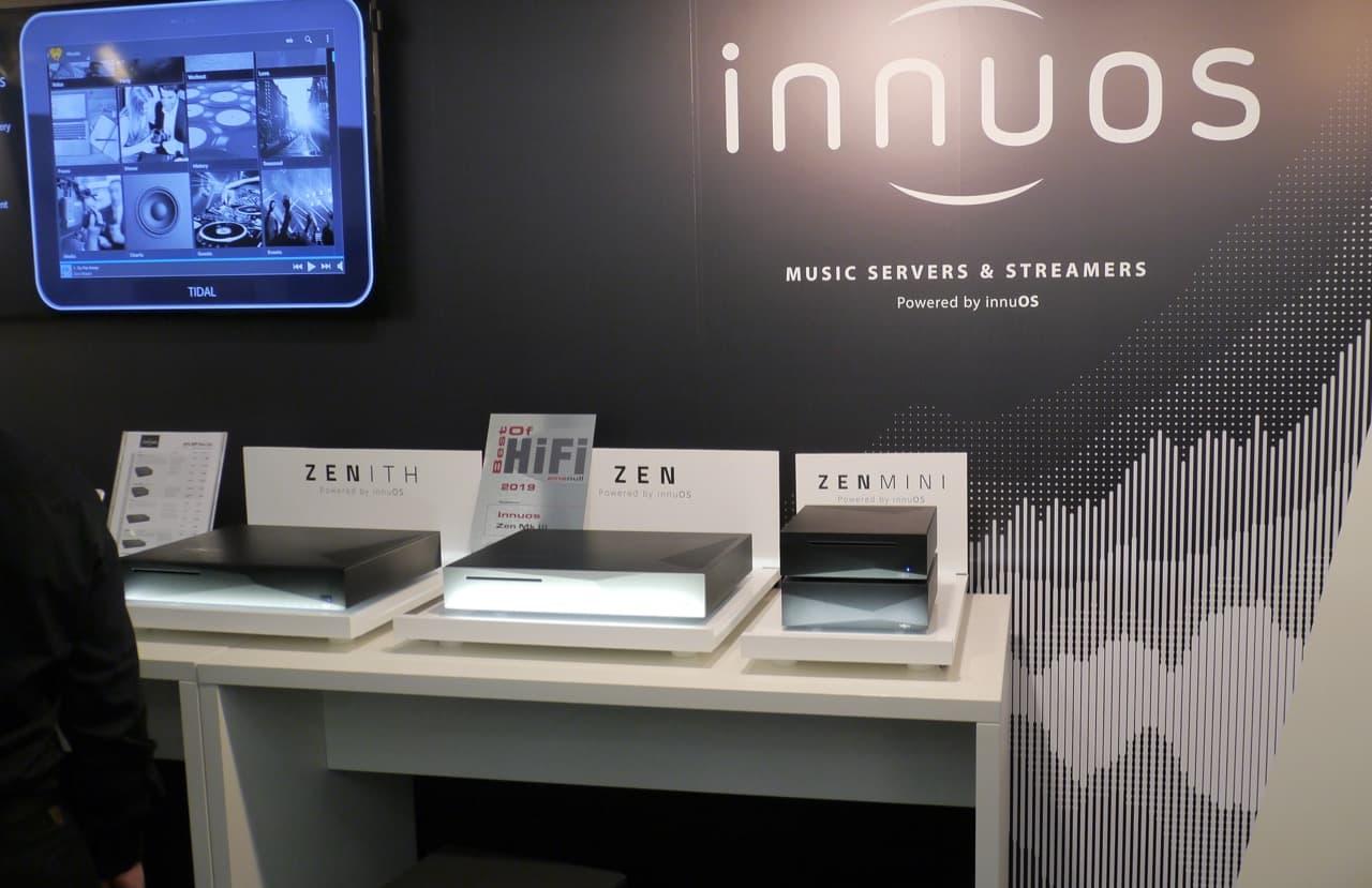 Innuos Music Server