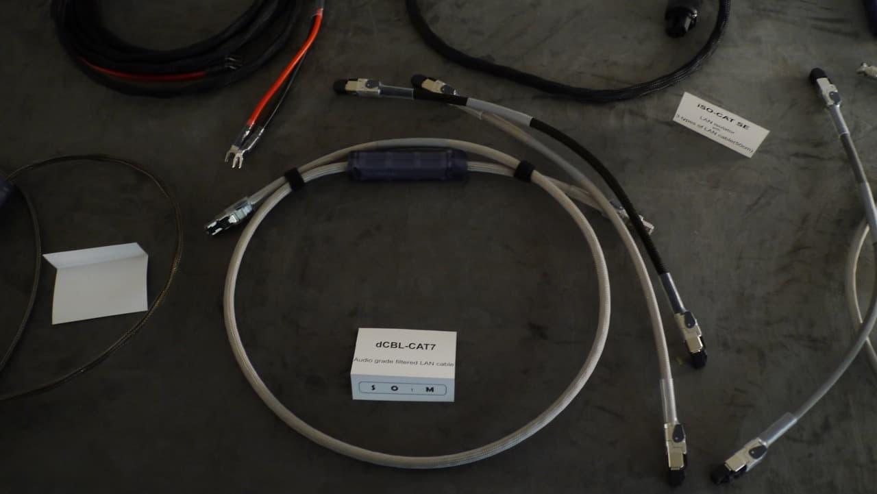 Ethernet Kabel vom Feinsten