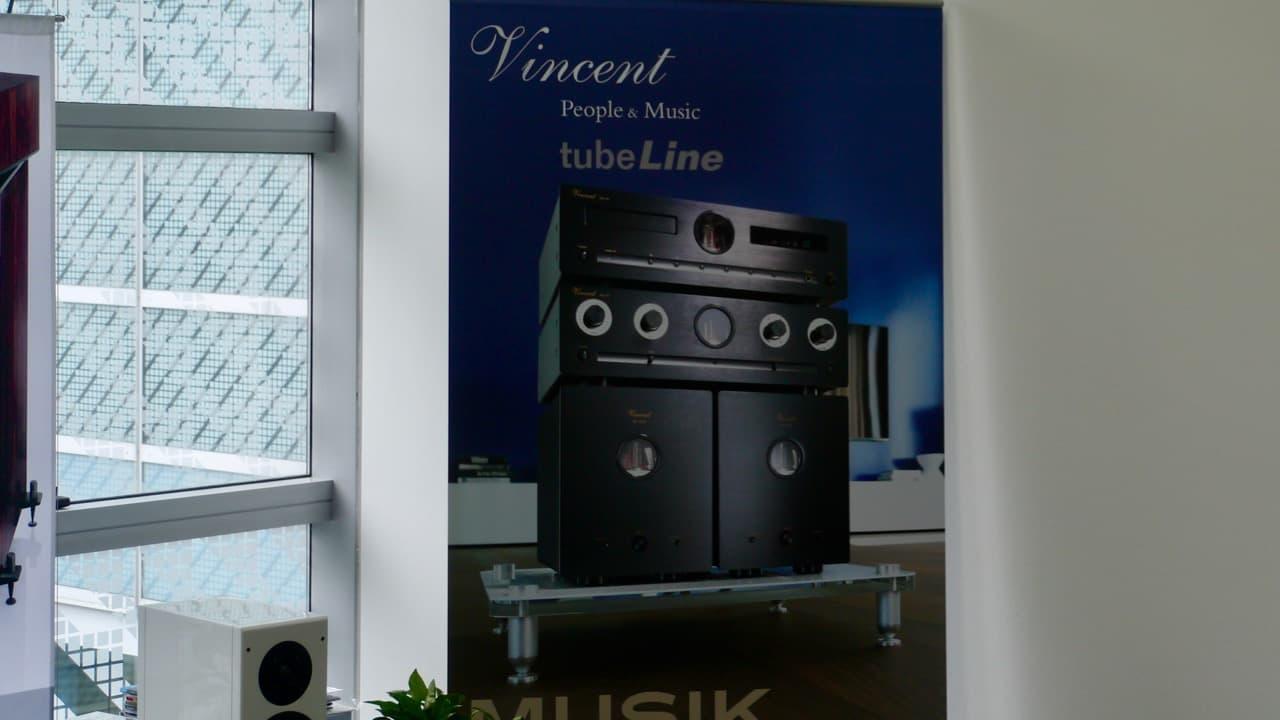 Vincent Tube Line
