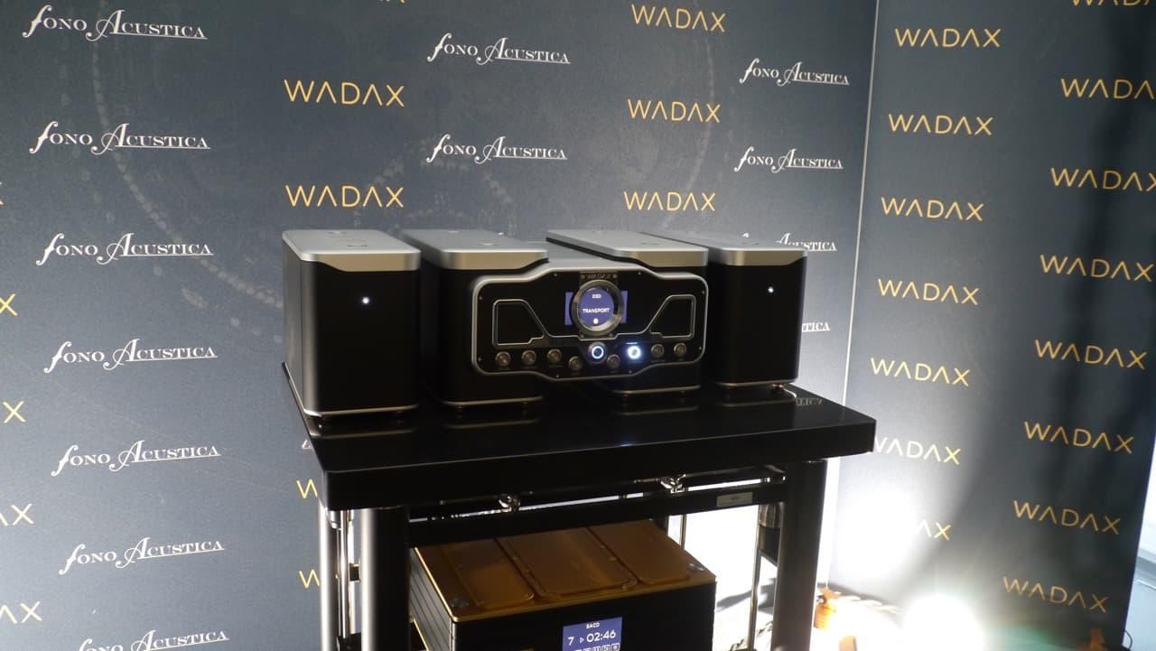 DAC -Riese von WADAX