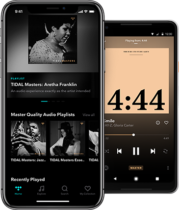 MQA in iPhone and Android Phones