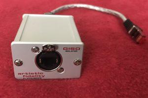 Ethernet-Isolator GISO