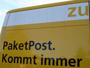 Paketzustellung der Post bringt Ärger