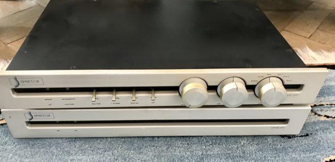 Spectral-DMC-20 Vorverstärker
