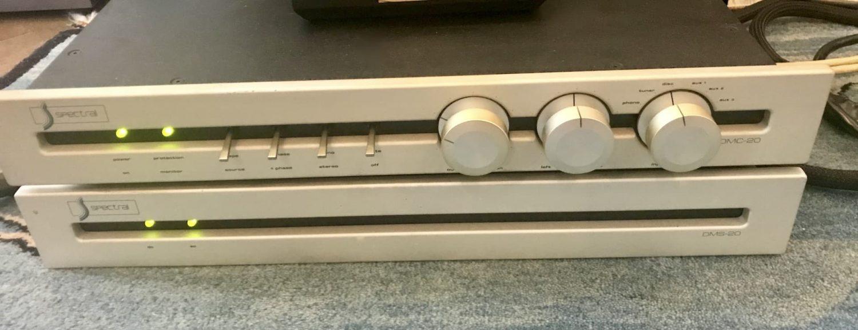 Spectral Vorverstärker DMC 20