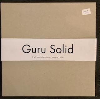 Guro Solid Verpackungsschachtel