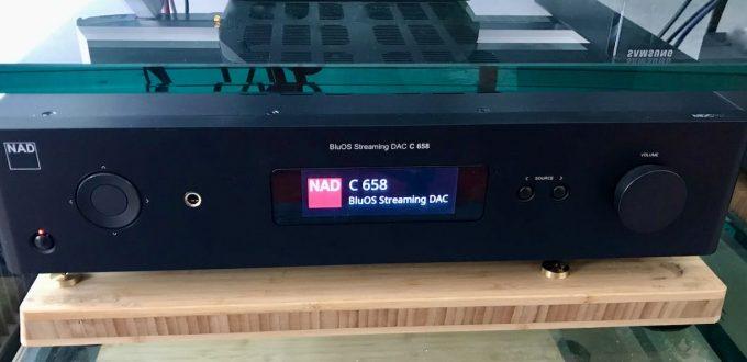 NAD Vorverstärker-Streamer - DAC