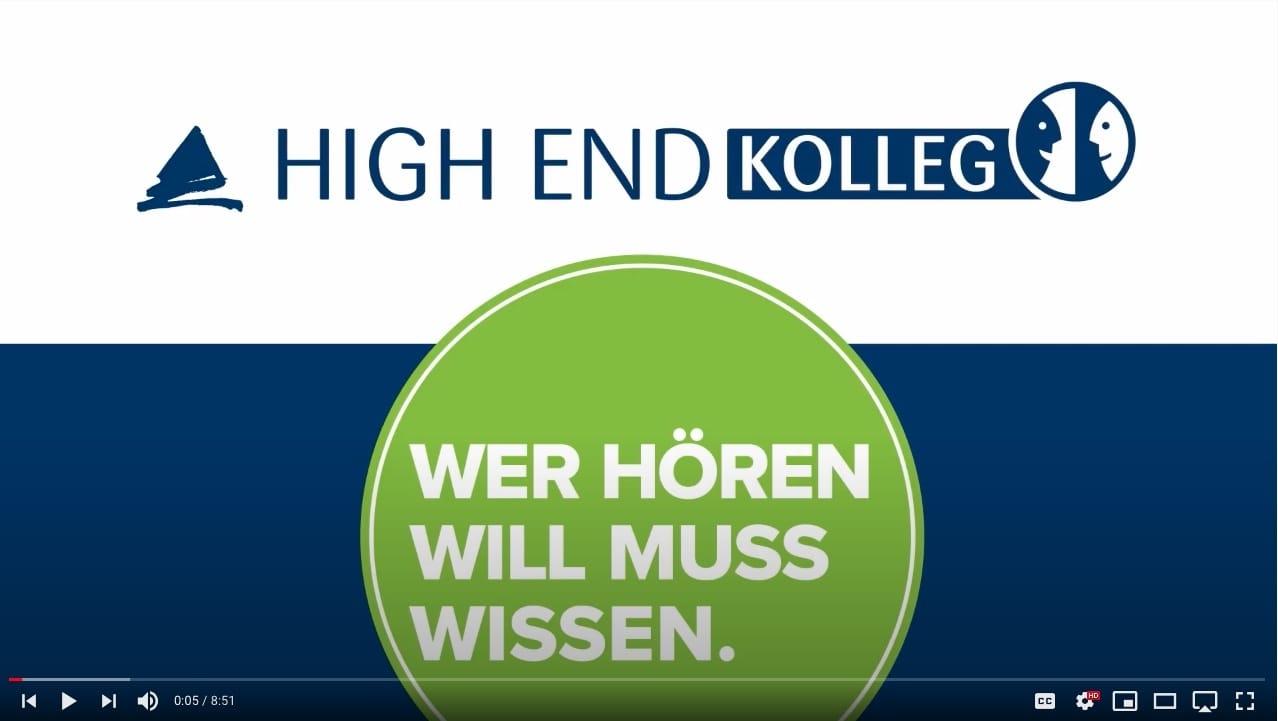 High End Kolleg München